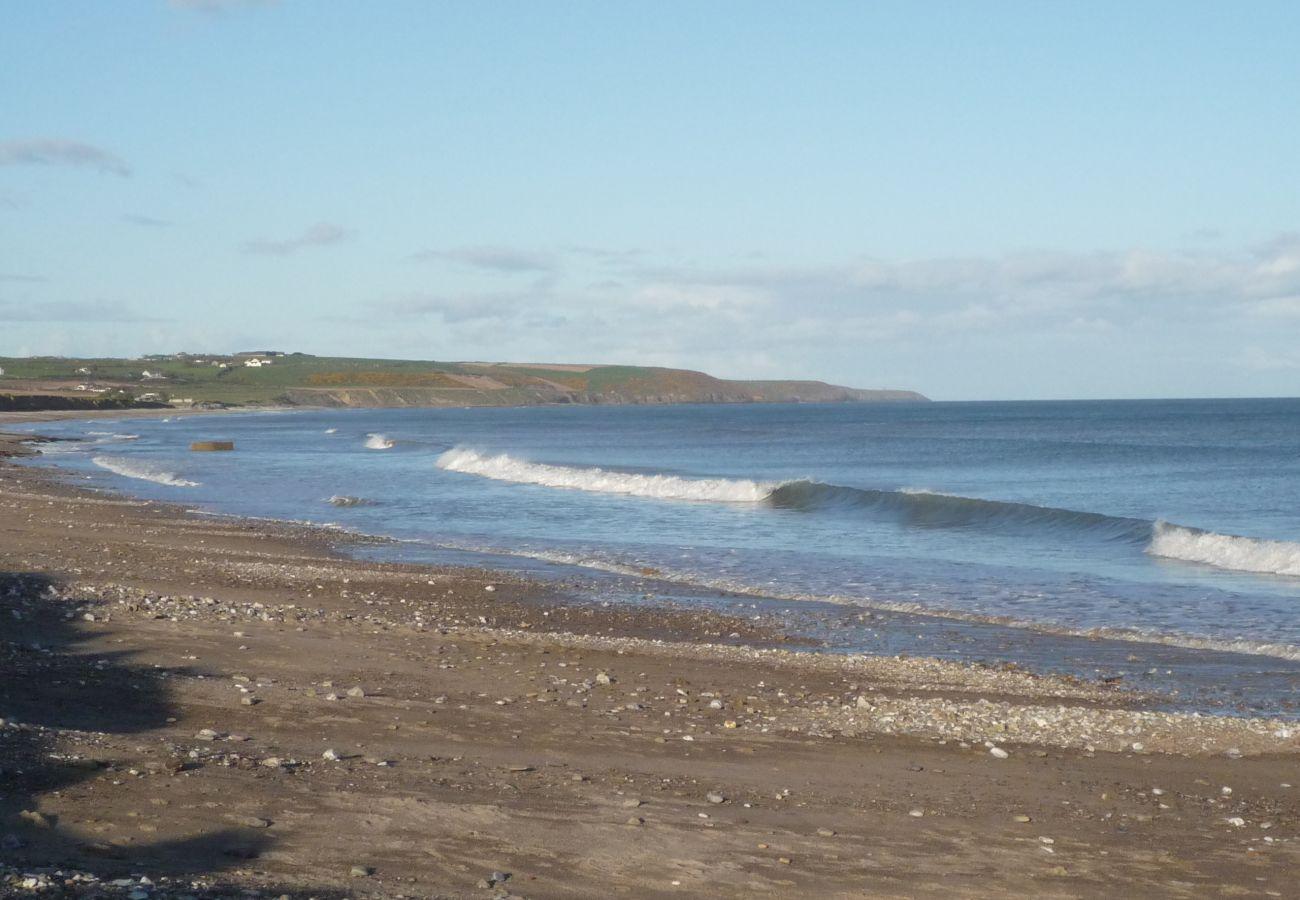 Garryvoe Beach, Ballycotton Bay, County Cork, Ireland