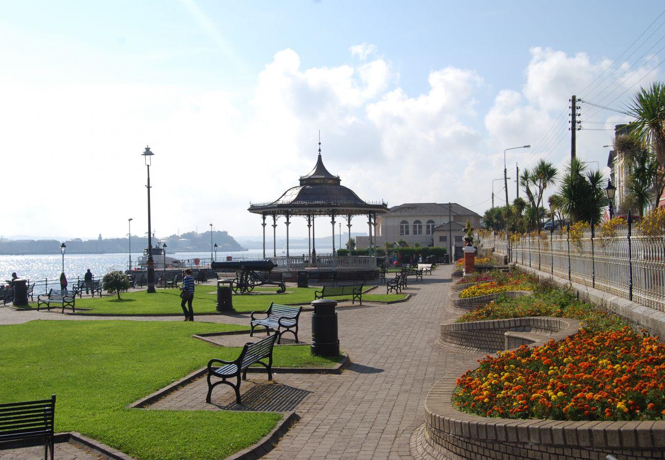 Cobh Waterfront, County Cork, Ireland