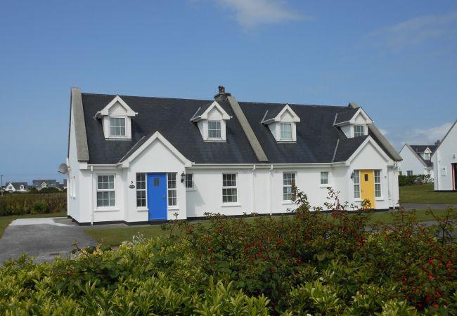 House in Ballybunion - Ballybunion Sunnyside Cottage